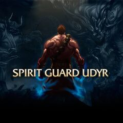 Spirit Guard Udyr Cover (by Artists <a rel=