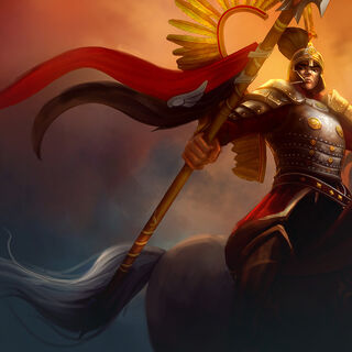 1st Winged Hussar Xin Zhao