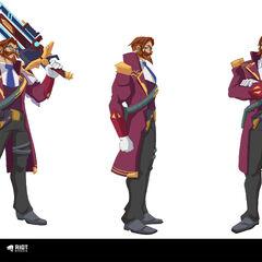 Battle Professor Graves