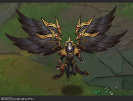 Kayle Update Eiserne Inquisitorin Konzept 01