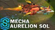 Mecha-Aurelion Sol - Skin-Spotlight