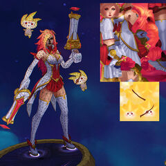 Star Guardian Miss Fortune Model 3 (by Riot Artist <a href=