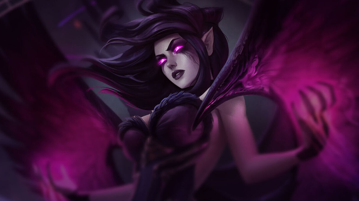 Morgana | League of Legends Wiki | FANDOM powered by Wikia