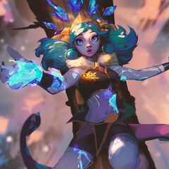 Winter Wonder Neeko Splash Concept 2 (by Riot Artist <a href=