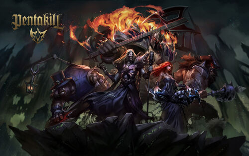 Pentakill Preview