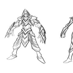 Talon Concept 1 (by Riot Artist <a href=
