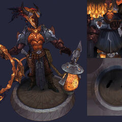 High Noon Thresh Model 2 (by Riot Artist <a href=