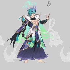 Spirit Blossom Thresh Concept 1 (by Riot Artist <a href=