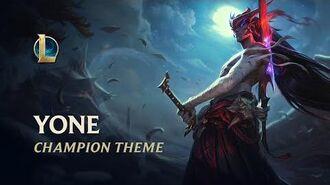 Yone, der unvergessene Krieger - Login Screen