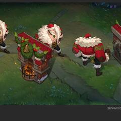 Santa Braum Concept 4 (by Riot Artist <a href=