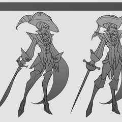 Royal Guard Fiora Update Concept 2 (by Riot Artist <a href=