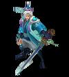 Master Yi EternalSwordYi (Turquoise)