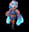 Taliyah Poolparty-Taliyah (Aquamarin) M
