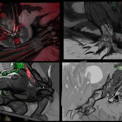 Warwick Update Splash Update Concept 1 (by Riot Artist <a href=