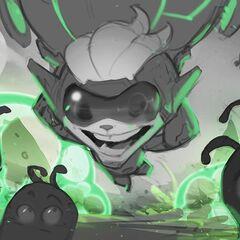 Odyssey Ziggs Splash Concept 3 (by Riot Artist <a href=