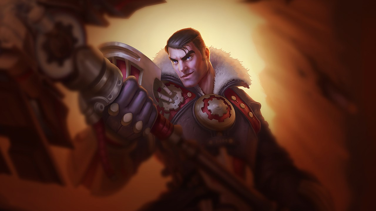 Jayce OriginalCentered