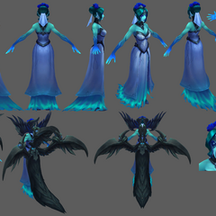 Ghostbride Morgana Update Model 2 (by Riot Artists <a href=