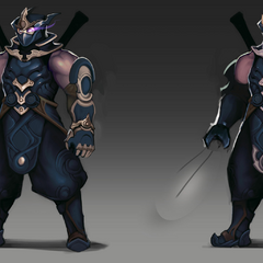 Shen Update Concept 2 (by Riot Artist <a href=