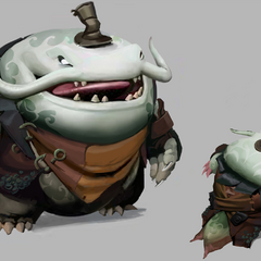 Tahm Kench Concept 5 (by Riot Artist <a href=