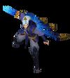 Talon EnduringSword (Sapphire)