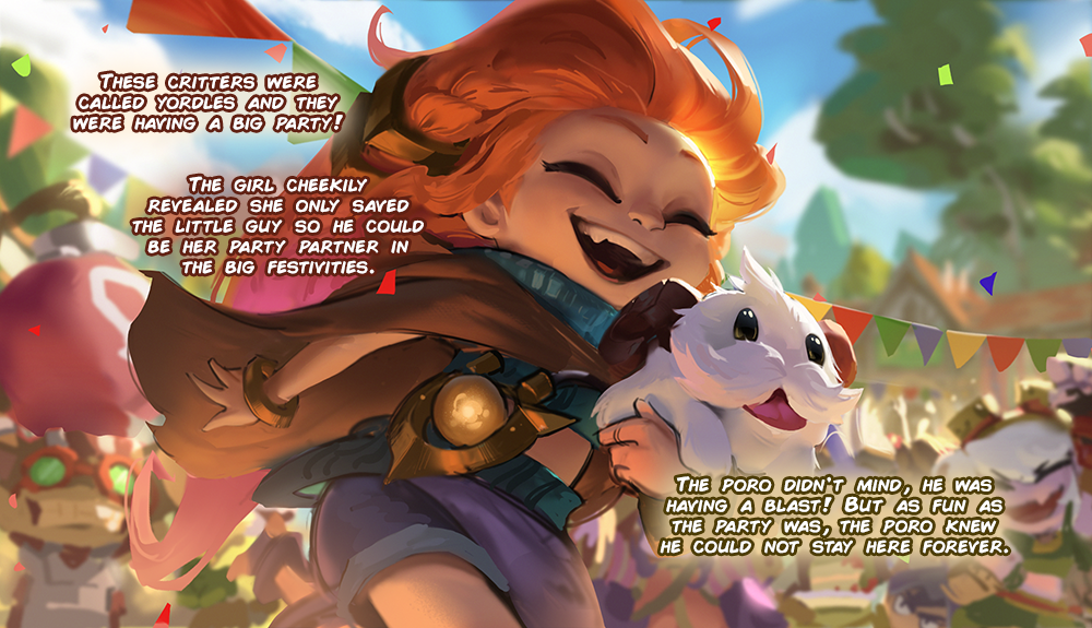 The Tale of the Poro King pr13