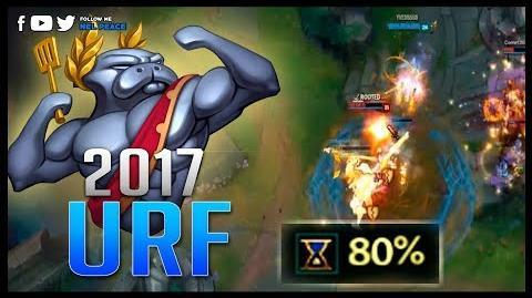 URF 2017 - Unbelievable Moments - League of Legends 2017