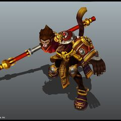 Wukong Model 1 (by Riot Artist <a href=