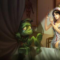 2nd Nurse Akali