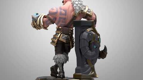 Braum Unlocked XL turnable