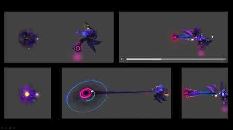 Dark Star Thresh VFX - Insight