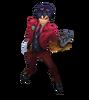 Ezreal Debonair (Ruby)