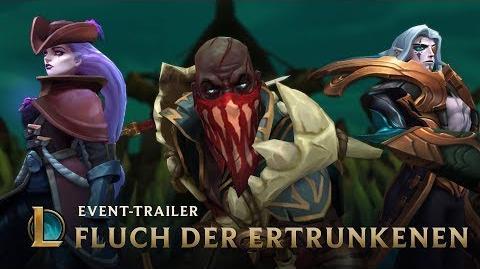 """Finstere Freibeuter Event-Trailer """"Fluch der Ertrunkenen"""" – League of Legends"""