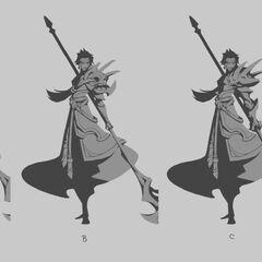Kayn Concept 12 (by Riot Artist <a href=