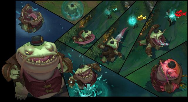 Klassischer Tahm Kench Screenshots