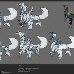 Tundra Hunter Warwick Concept 2 (by Riot Artist <a href=