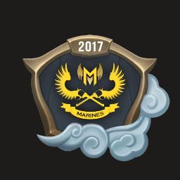 Worlds 2017 GIGABYTE Marines Emote