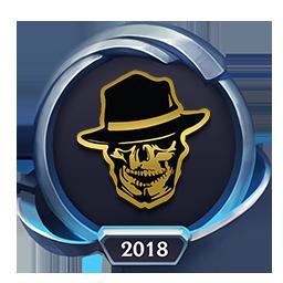 Worlds 2018 Royal Bandits Emote