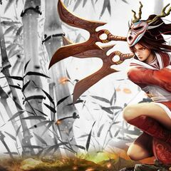 2nd Blood Moon Akali
