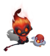 Amumu Infernal (Ruby)