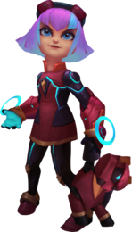 Annie SuperGalaxy Render