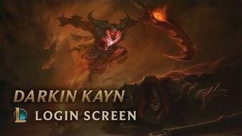 Düsterer Kayn - Login Screen