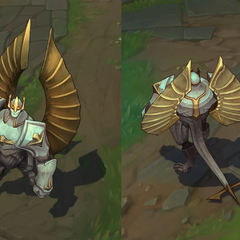 Galio Update Concept 5 (by Riot Artist <a href=