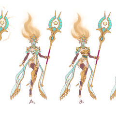 Guardian of the Sands Janna Concept 2 (by Riot Artist <a href=