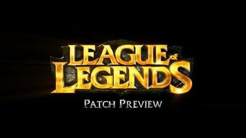 League of Legends - Aperçu de V1.0.0