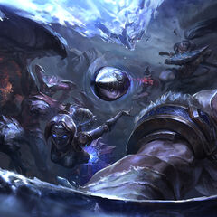 Champions in battle 14 Concept (by Riot Artist <a rel=