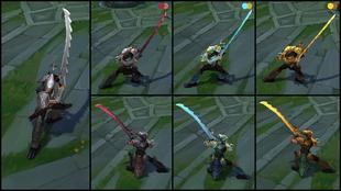 Master Yi Headhunter Chroma Screenshots