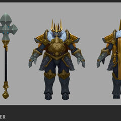 King of Clubs Mordekaiser Update Concept (by Riot Artist <a href=