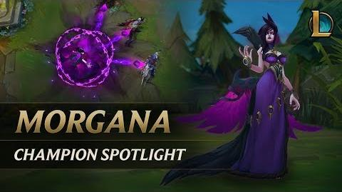 super populaire 018d2 07923 Morgana/Strategy | League of Legends Wiki | FANDOM powered ...