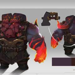 Ornn Concept 4 (by Riot Artist <a rel=