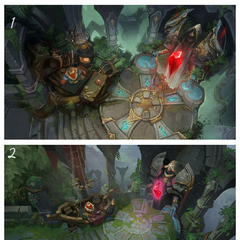 Summoner's Rift Update Red Nexus Obelisk Concept 2